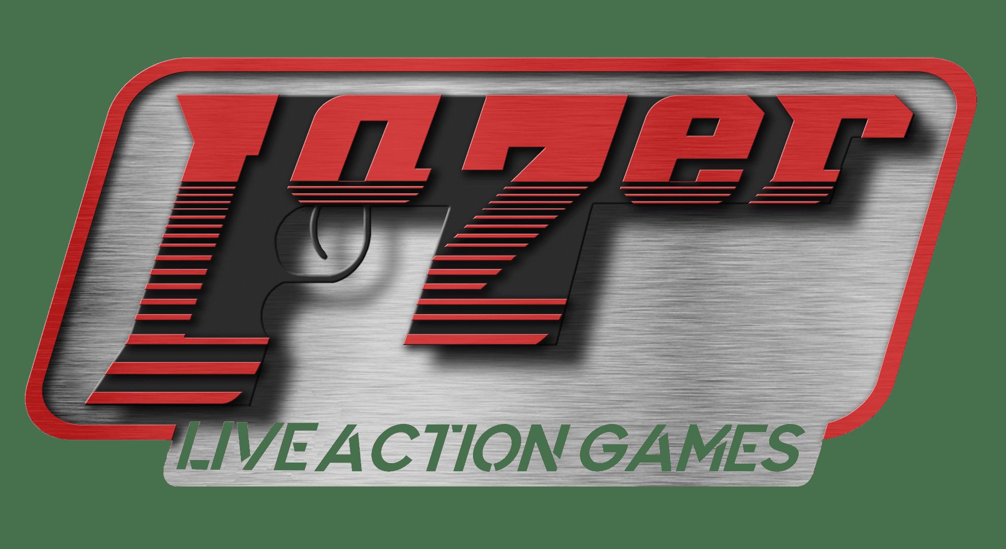 Lazer Live Action Game Logo HD