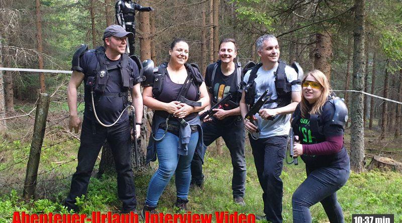Abenteuer Interview Video Thumbnail