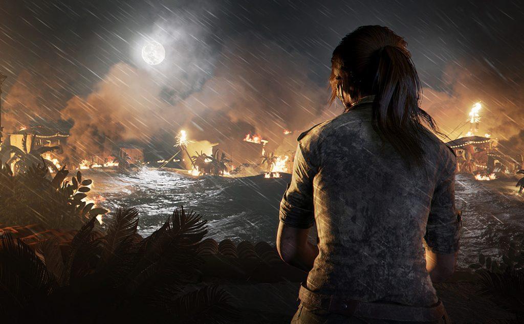 Post apocalyptische Spielewelt