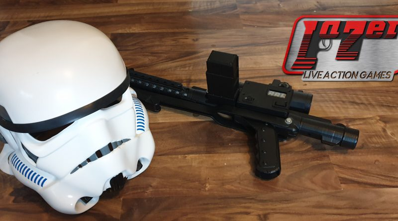 "LaZer System Integration ""Trooper"" Preview"
