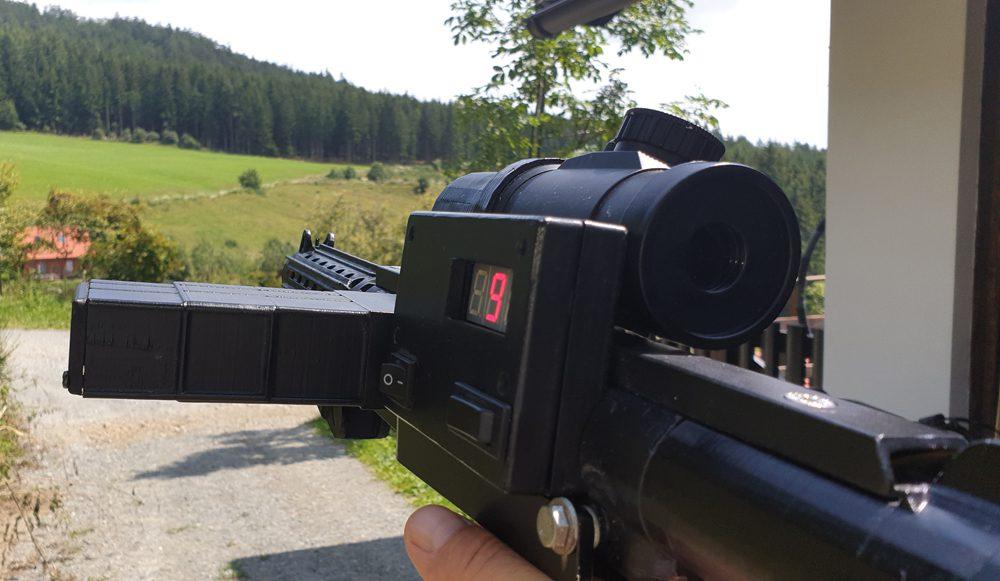 E12 Blaster für Laser Shooter Outdoor