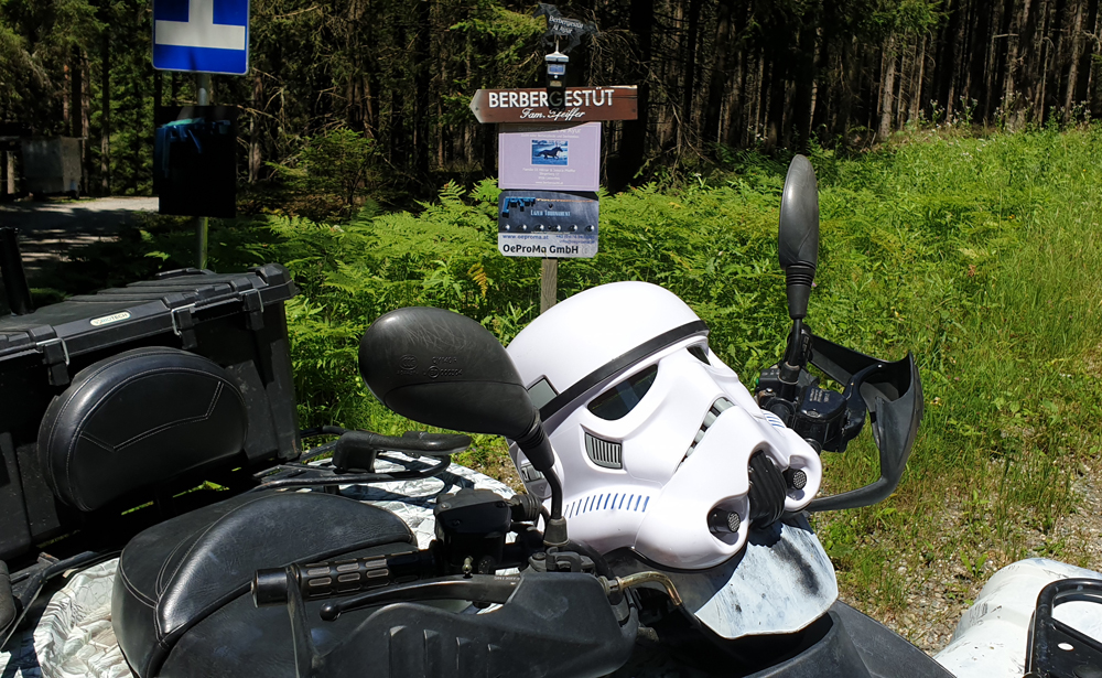 StormTrooper Rollenspiel im Laser Shooter