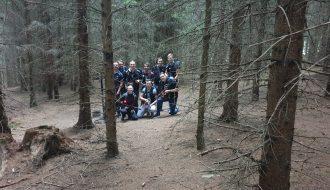 Teambuilding mit outdoor Laserfun