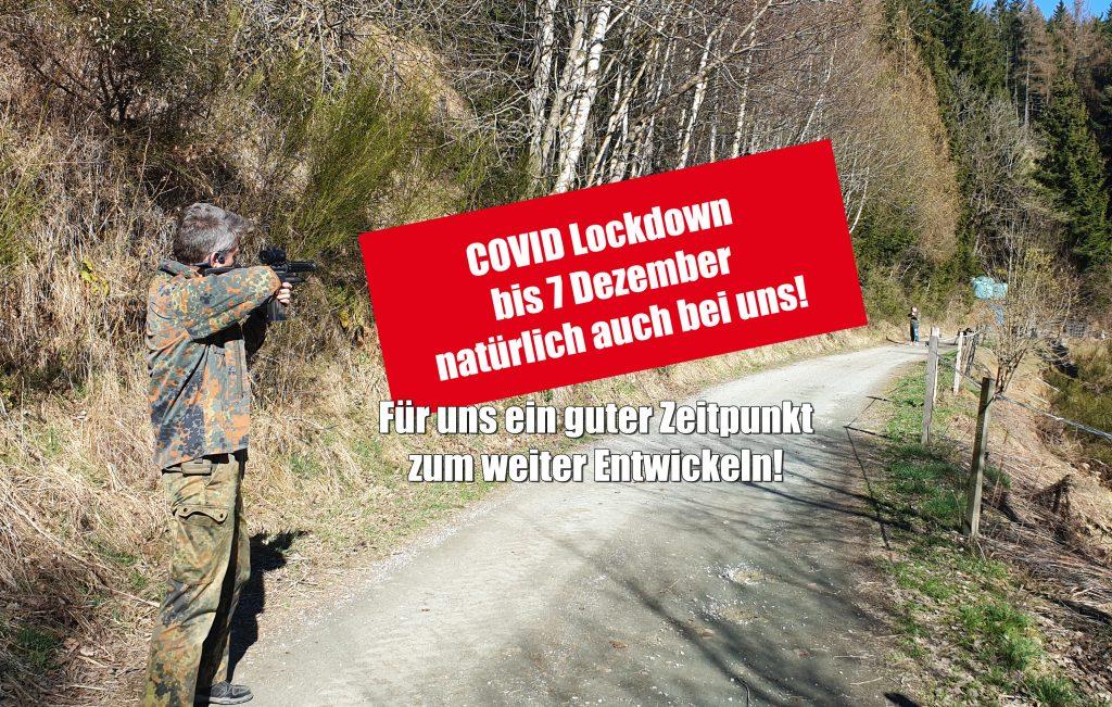 Covid Lockdown Dez.