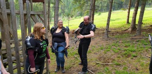 Laser Shooter - Outdoor Gaming