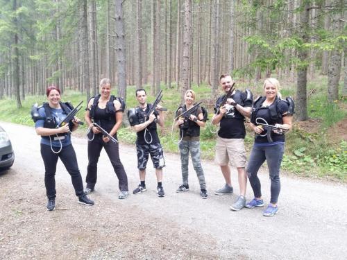 Lasergame als Teambuilding Maßnahme