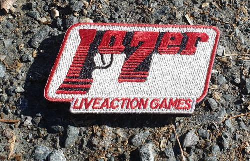 LaZer Sticker 1