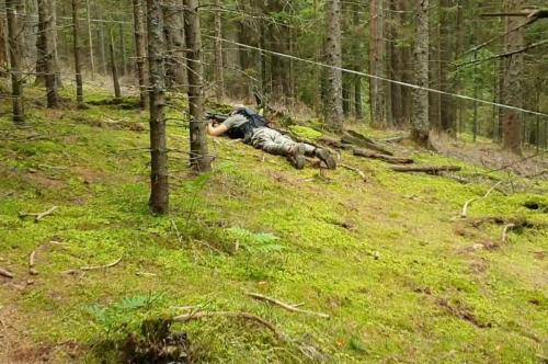 Sniper Camouflage