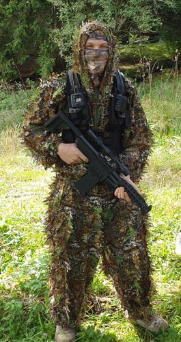 Sniper Rüstung