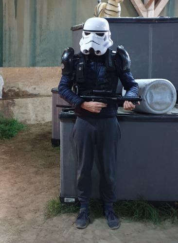 Die Stormtrooper bei LaZer Live Action Ego Shooter